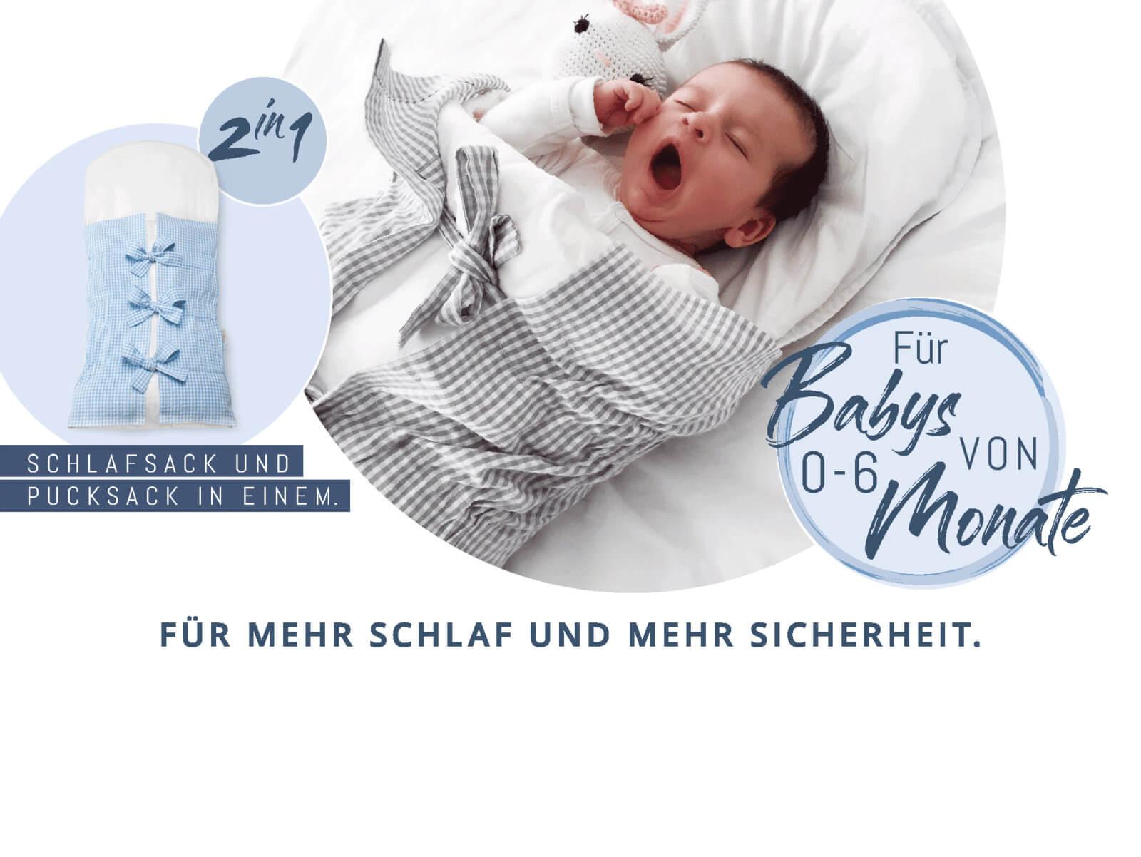 Babyschlafsack CosyMe