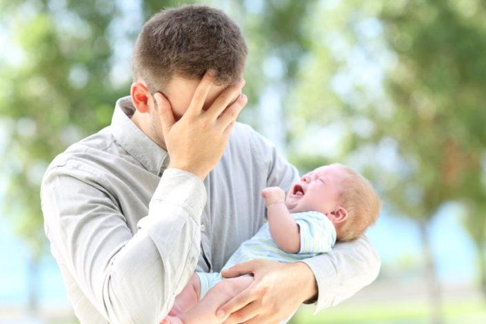 Ratschläge für Eltern mit Schreibabys